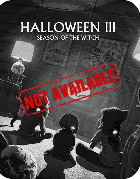 Halloween III: Season Of The Witch [Limited Edition Steelbook] (SOLD OUT)