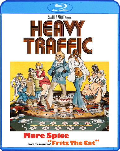 Heavy Traffic (SOLD OUT)
