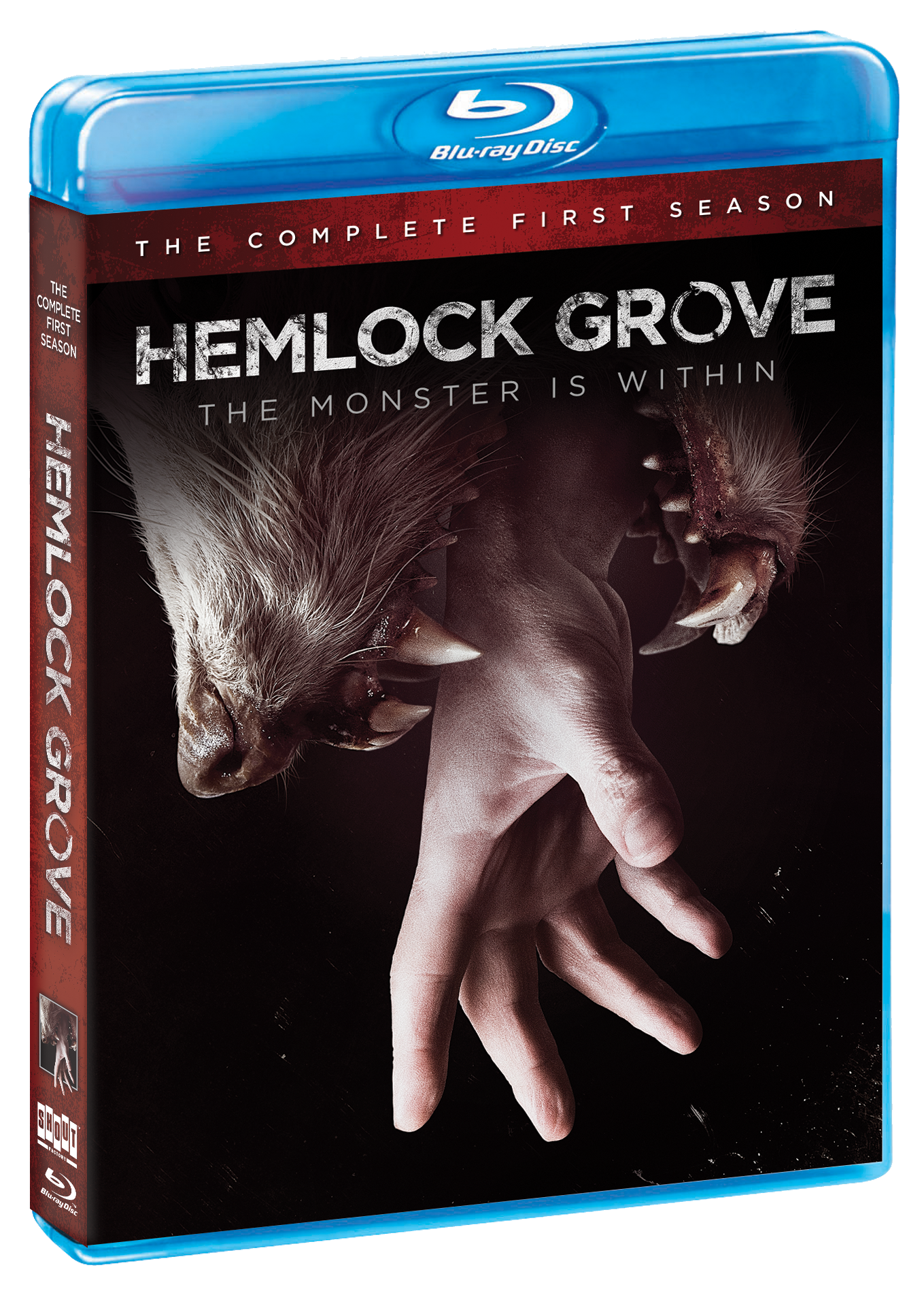 Hemlock Grove: Season One (SOLD OUT)