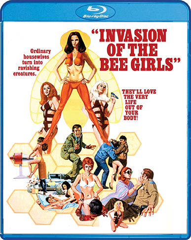 Invasion Of The Bee Girls (SOLD OUT)