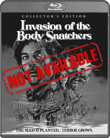 Invasion Of The Body Snatchers [Collector's Edition] (SOLD OUT)