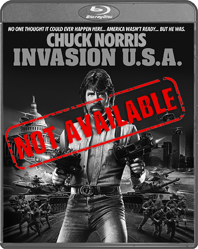 Invasion U.S.A. (SOLD OUT)