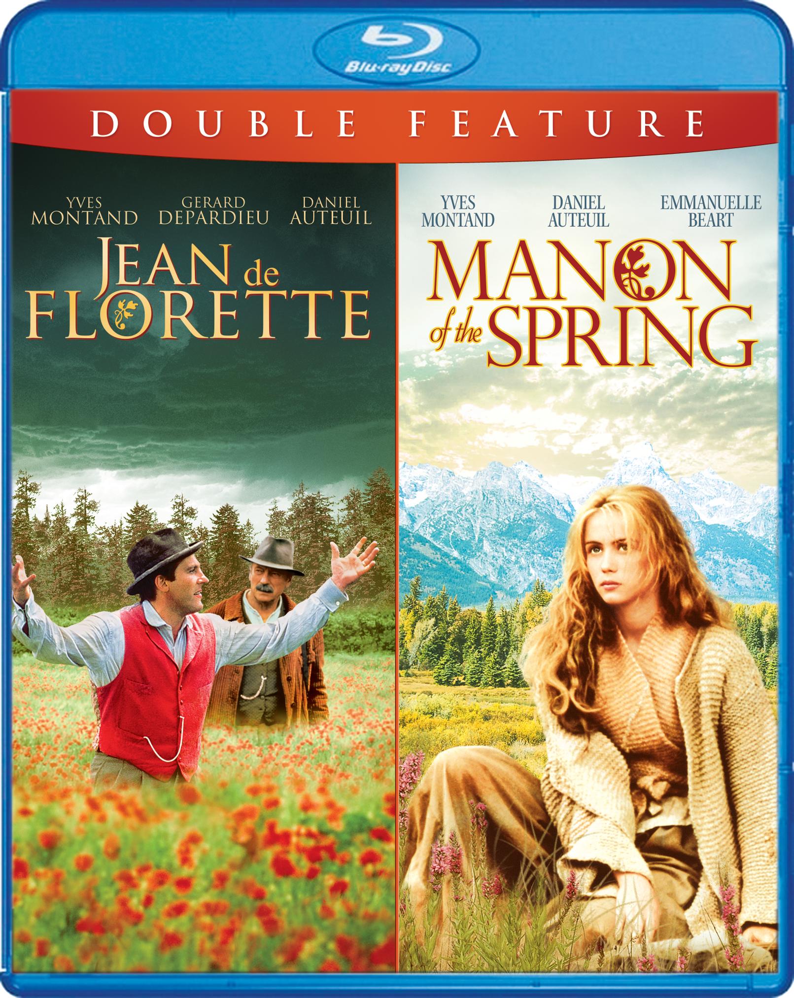 Jean De Florette / Manon Of The Spring [Double Feature] (SOLD OUT)