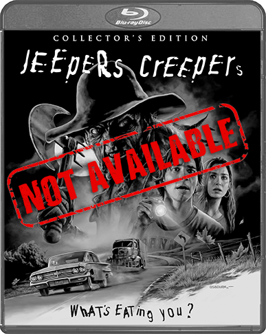 Jeepers Creepers [Collector's Edition] (SOLD OUT)