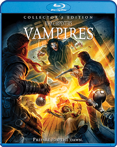 John Carpenter's Vampires [Collector's Edition]