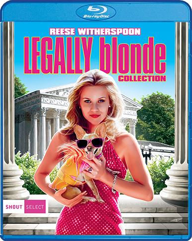 Legally Blonde Collection
