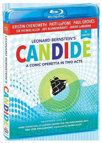Leonard Bernstein's Candide In Concert