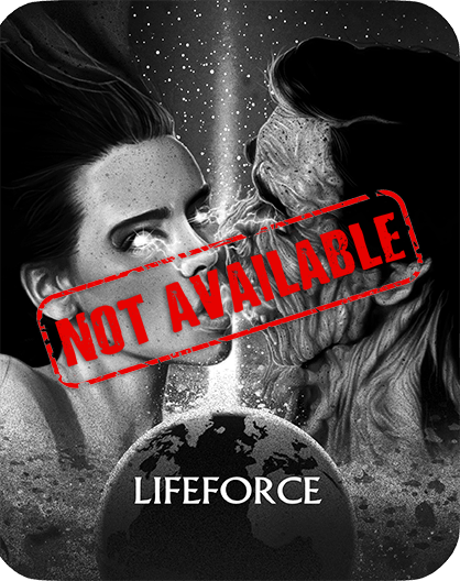 Lifeforce [Limited Edition Steelbook] (SOLD OUT)