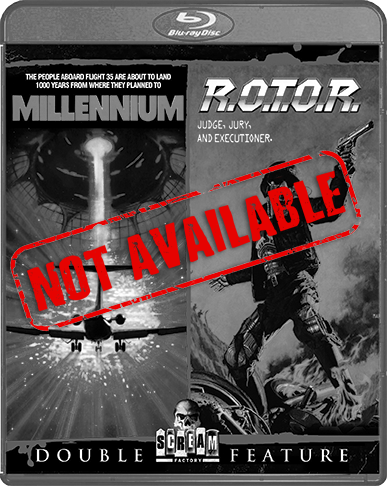Millennium / R.O.T.O.R. [Double Feature] (SOLD OUT)