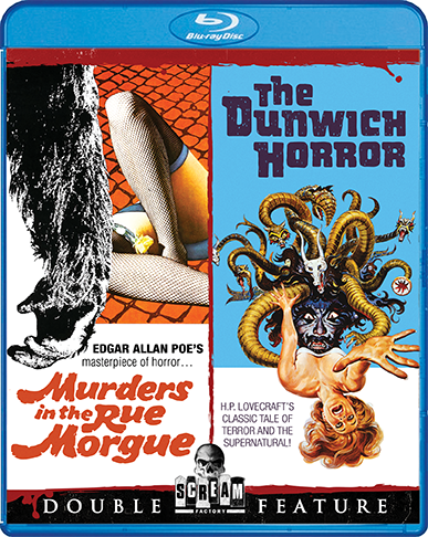 Murders In The Rue Morgue / The Dunwich Horror [Double Feature] (SOLD OUT)