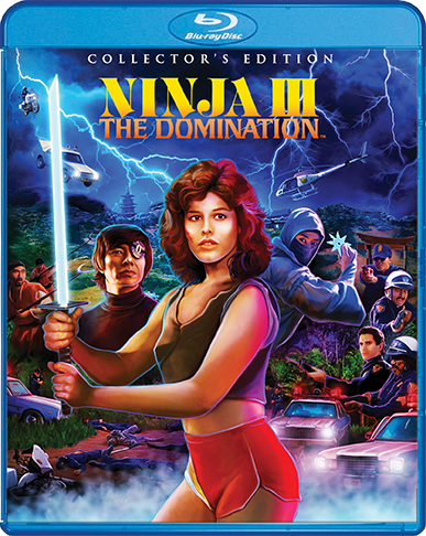 Ninja III: The Domination [Collector's Edition] (SOLD OUT)
