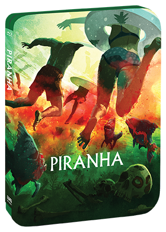 Piranha [Limited Edition Steelbook]