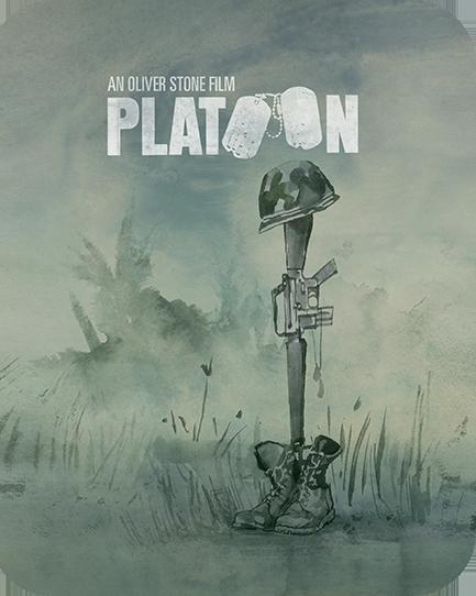Platoon [Limited Edition Steelbook]