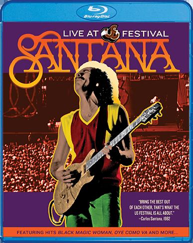 Santana: Live At US Festival