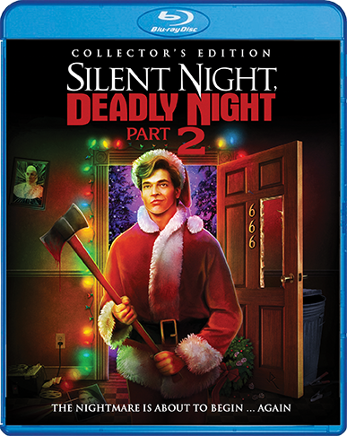 Silent Night, Deadly Night Part 2 [Deluxe Limited Edition with Exclusive Action Figure] (SOLD OUT)