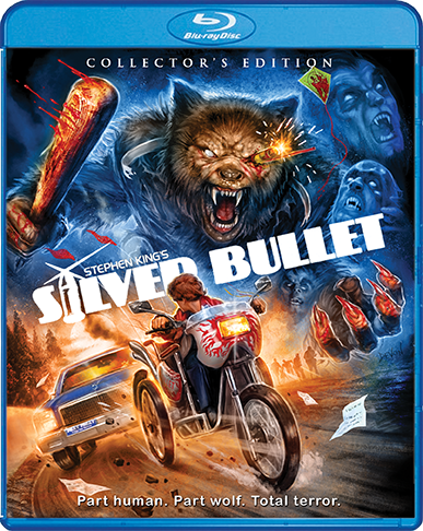 Silver Bullet [Collector's Edition]