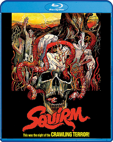 Squirm [Collector's Edition] (SOLD OUT)