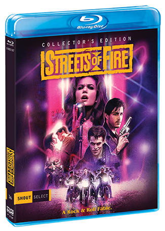 Streets Of Fire [Collector's Edition]
