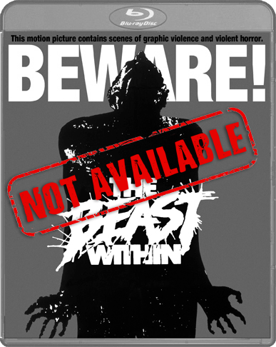 The Beast Within (SOLD OUT)