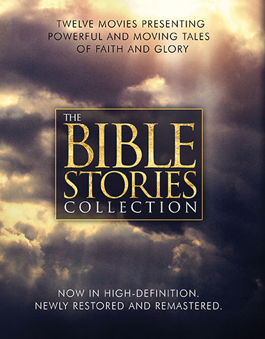 The Bible Stories Collection