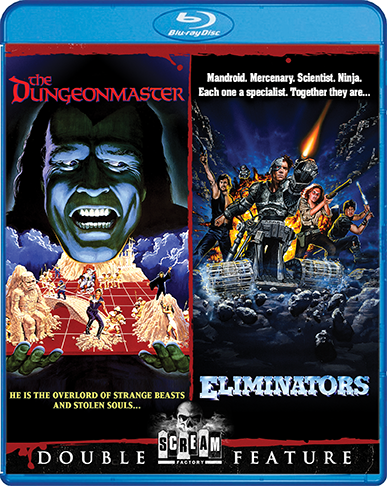 The Dungeonmaster / Eliminators [Double Feature]