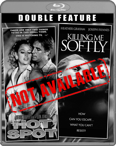 The Hot Spot / Killing Me Softly [Double Feature] (SOLD OUT)
