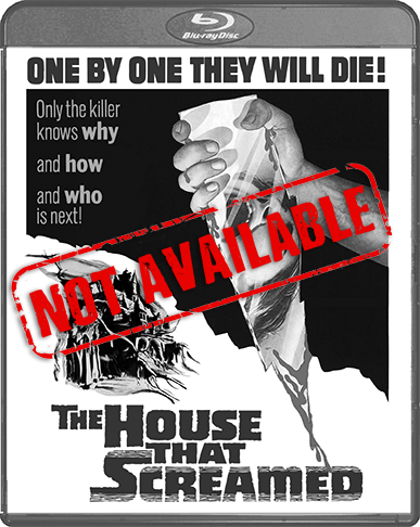 The House That Screamed (SOLD OUT)