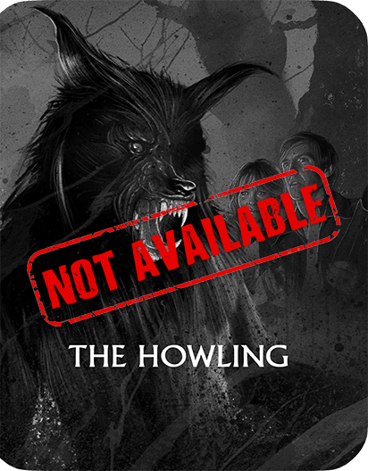 The Howling [Limited Edition Steelbook] (SOLD OUT)
