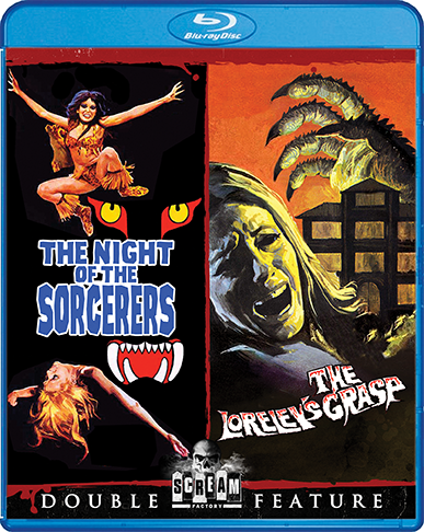 The Night Of The Sorcerers / The Loreley's Grasp [Double Feature]