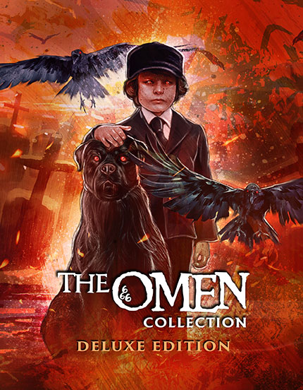 The Omen Collection [Deluxe Edition]