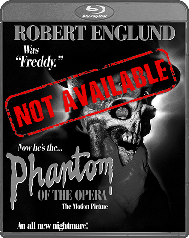 The Phantom Of The Opera (SOLD OUT)