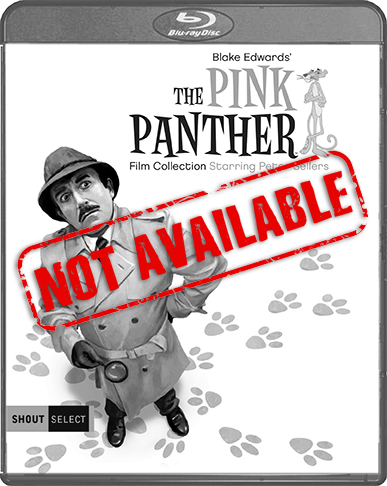 The Pink Panther Film Collection Starring Peter Sellers (SOLD OUT)