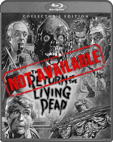 The Return Of The Living Dead [Collector's Edition] (SOLD OUT)