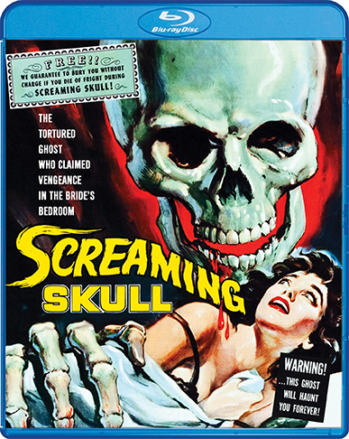 The Screaming Skull (SOLD OUT)