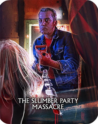 The Slumber Party Massacre [Deluxe Limited Edition Steelbook with Exclusive Action Figure]