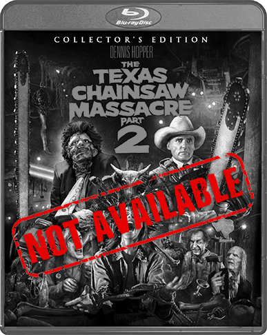 The Texas Chainsaw Massacre 2 [Collector's Edition] (SOLD OUT)