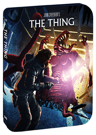 The Thing [Limited Edition Steelbook] (SOLD OUT)