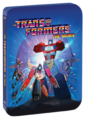 The Transformers: The Movie [Limited Edition 30th Anniversary Steelbook] (SOLD OUT)