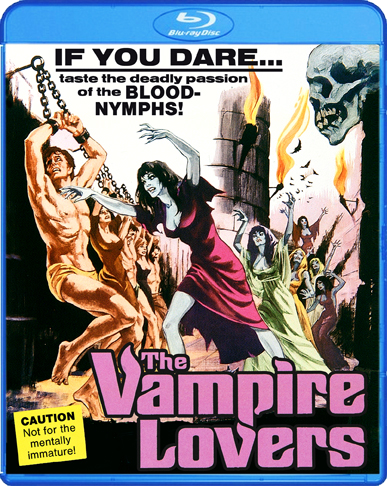 The Vampire Lovers (SOLD OUT)