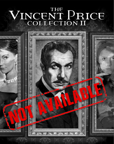 The Vincent Price Collection II (SOLD OUT)