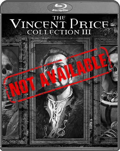 The Vincent Price Collection III (SOLD OUT)
