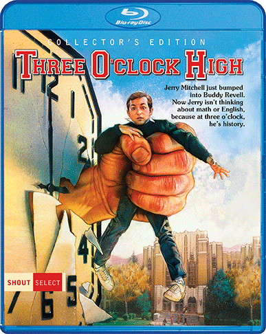 Three O'Clock High [Collector's Edition]