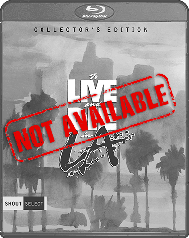 To Live And Die In L.A. [Collector's Edition] (SOLD OUT)