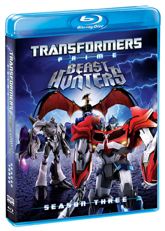 Transformers Prime: Beast Hunters - Season Three