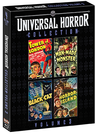Universal Horror Collection: Vol. 3