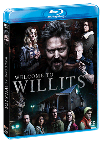 Welcome To Willits (SOLD OUT)