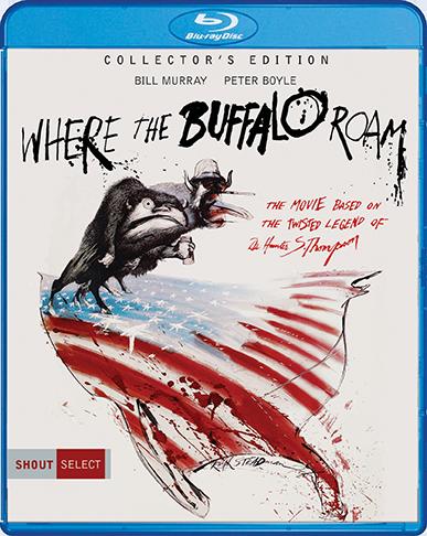 Where The Buffalo Roam [Collector's Edition]