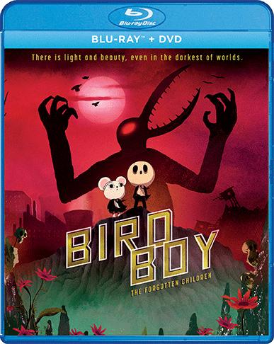 Birdboy: The Forgotten Children