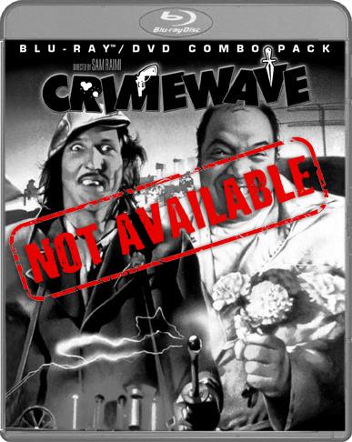 Crimewave (SOLD OUT)