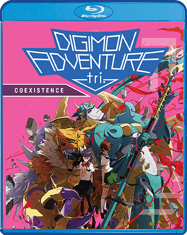 Digimon Adventure tri.: Coexistence